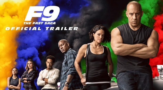 #F9 'Fast & Furious' action-packed trailer is HERE! [vid]