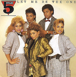 Saturday Slingback: #FiveStar 'Let Me Be The One' [Vid]