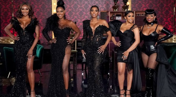 #RHOA reunion 13 FASHIONS! Who NAILED the look!? [pics]
