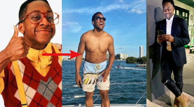 #JaleelWhite LAUNCHES new PURPLE URKLE WEED line with 710Labs, '! [details]