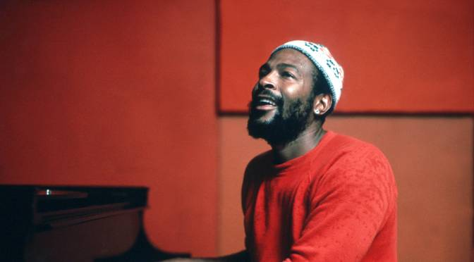 WAKE UP JAM: #HappyBirthday #MarvinGaye 'Got To Give it Up' [live]