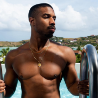 ThirstTrap: #MichaelBJordan in St. Barth's! [VID]