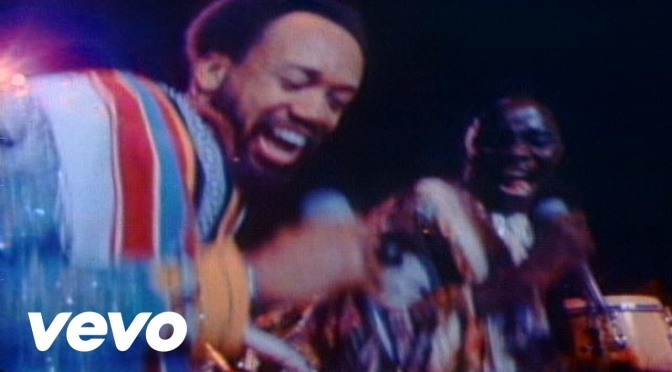 WAKE UP JAM: #EarthWindAndFire 'Serpentine Fire' [vid]