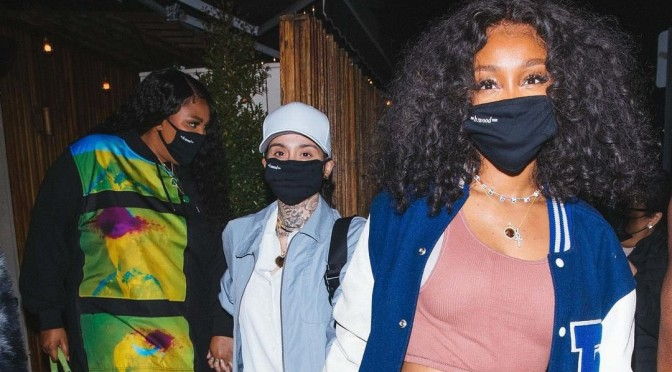 Star Tracks: #Sza #Lizzo & #Kehlani out & about in West Hollywood! [pics]