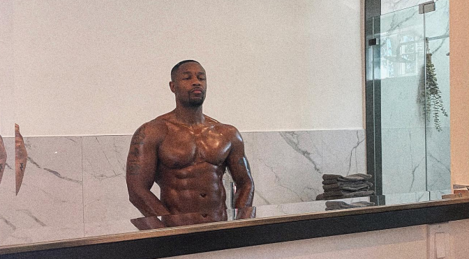 #ThirstTrap Thursday: #Tank (and his ABS) want to 'SAVE YOU'! [pics]