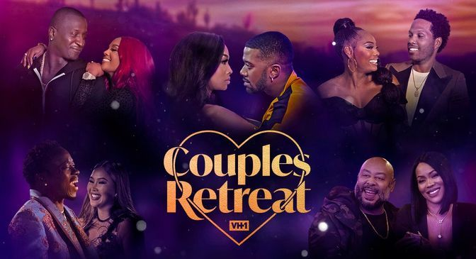#VH1CouplesRetreat episode 1 'Loving In Color' [Full Ep]
