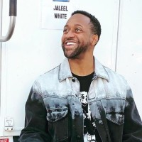 STAR TRACKS: #JaleelWhite SMILING makes people SMILE BACK! [pics]