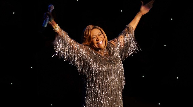 WAKE UP JAM: #HappyBirthday #PattiLabelle! #Labelle 'Lady Marmalade' [#SoulTrain performance]