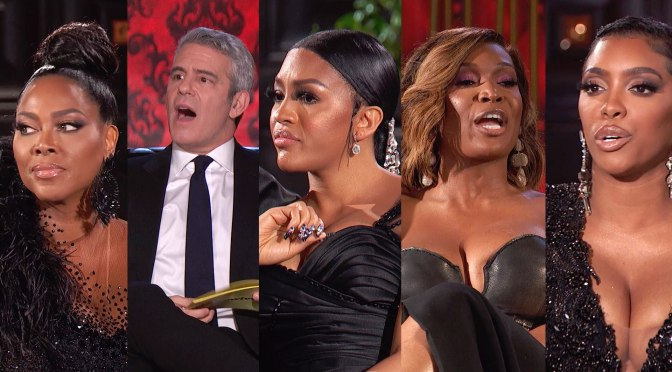 #RHOA season 13 ep 21 'Reunion (Part 3)' [full]