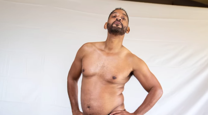 #WillSmith vows to TRANSFORM 'Dad Bod' into hard muscle! [vid]