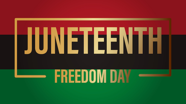 #HappyJuneteenth! What does the holiday mean!?