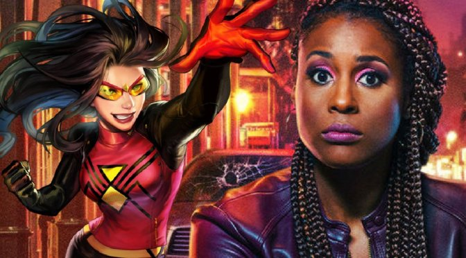#IssaRae joins 'Spider-Man: Into the Spider-Verse' Sequel as Spider-Woman! [Details]