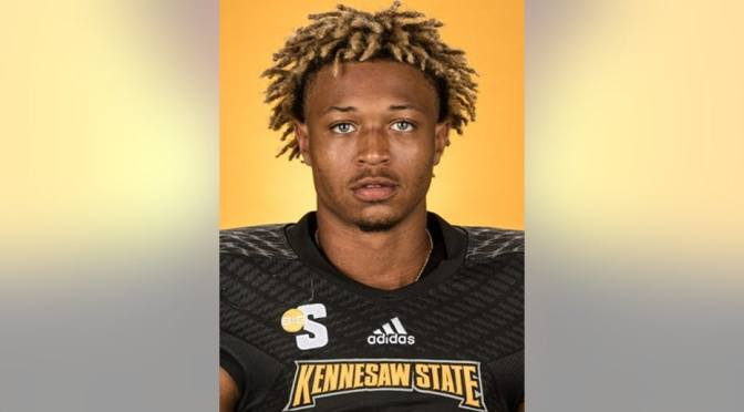 #KennesawState QB #LadariusClardy KILLED in Florida after over 50 shots fired into his car! [details]
