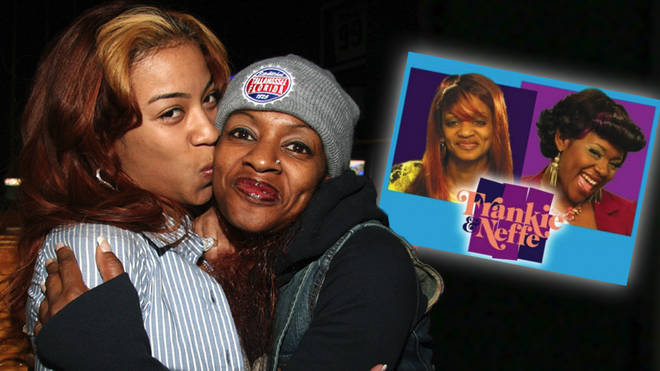 #KeyshiaCole's mother, #FrankieLons DEAD at 61 from an OVERDOSE on her birthday! [details]