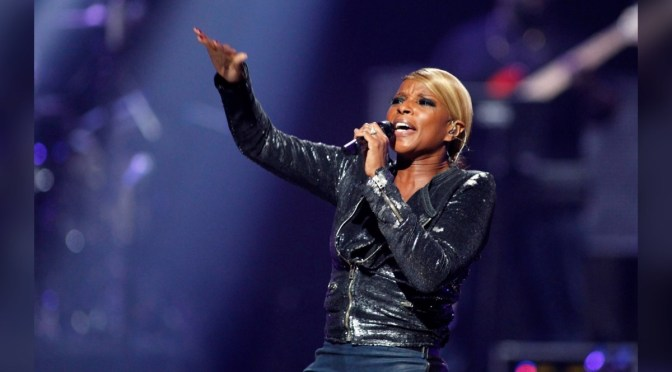 VIBES from the VAULT: #MaryJBlige 'You Gotta Believe' [live]
