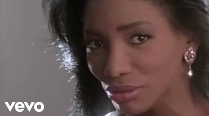 VIBES from the VAULT: #StephanieMills '(You're Puttin') A Rush On Me' [vid]