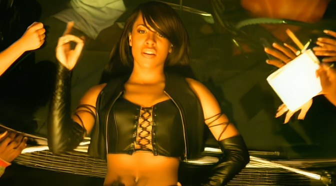 VIBES from the VAULT: #Aaliyah 'One In A Million'[vid]