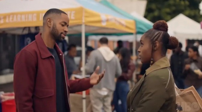 """#InsecureHBO's #JayEllis TEASES the story arc for 'Issa' & 'Lawrence' for season 5. """"It's A Shocker…"""" [vid]"""