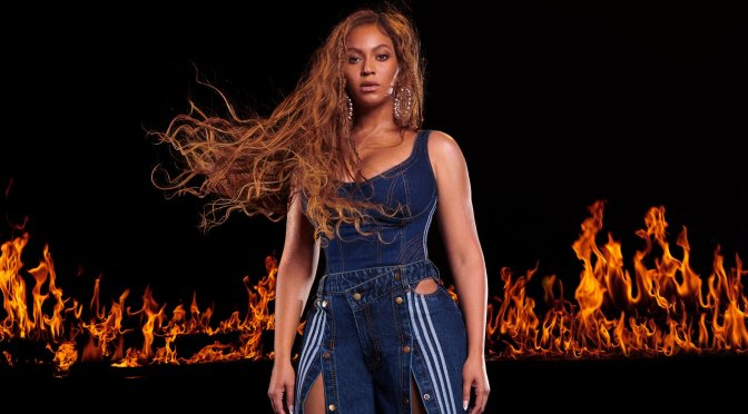 #Beyonce UNLEASHES new #IvyPark Rodeo-themed denim line! [vid]