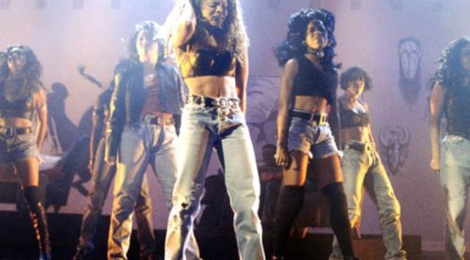 WAKE UP JAM: #JanetJackson 'That's The Way Love Goes/If' [#VMAS 1993 LIVE]