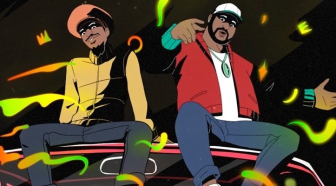 WAKE UP JAM: #OutKast 'Two Dope Boyz (In A Cadillac) [Animated Vid]