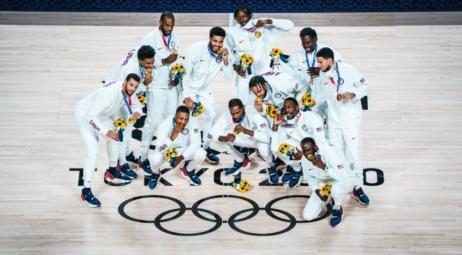 #Olympics: #USABasketball captures 4th consecutive GOLD in #Tokyo2020 games! [vid]