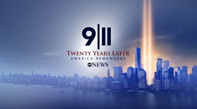#NeverForget 9/11: 20 years later! [vid]