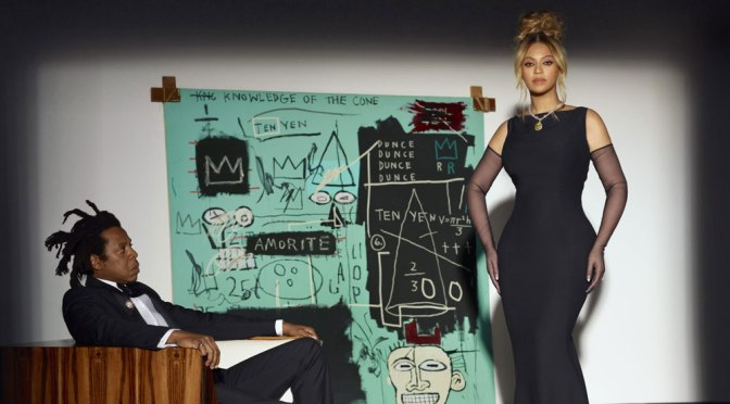 #Basquiat collaborators DISTANCE themselves from #Beyonce & #JayZ's #Tiffany ad! [details]