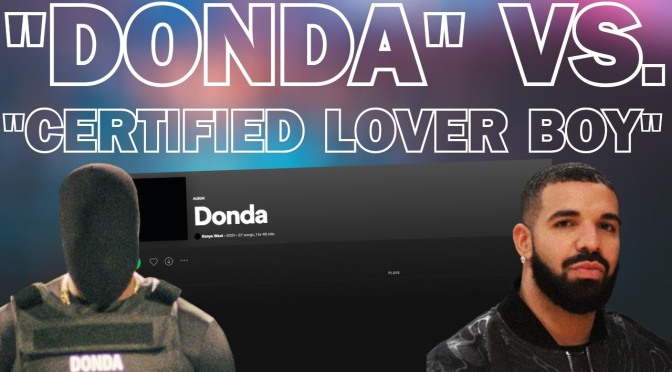 #Drake's #CLB OUTSTREAMS #KanyeWest's #DONDA in just 3 days! [details]