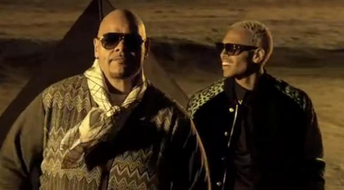 VIBES from the VAULT: #FatJoe 'Another Round' feat. #ChrisBrown [vid]