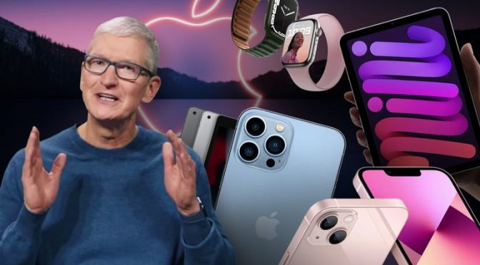 #Apple UNVEILS new #IPhone13 new #AppleWatch, #Ipad and #IOS! [details]