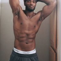 #AfterDark:PEEN PEEK-A-BOO! #MarshallPrice just letting it all HANG OUT! [vid]