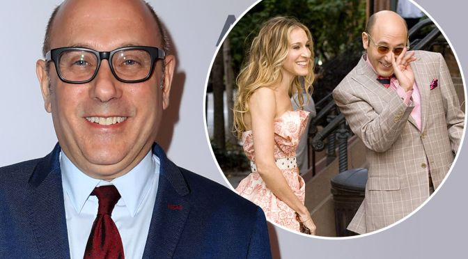 #WillieGarson of 'Sex and the City' fame has PASSED away at 57!