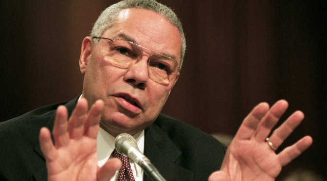 #ColinPowell has passed away at 84 due to complications from #Covid19! [Details]